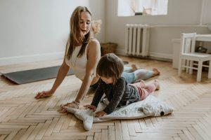 joga, cvicenie, zdravie, zena, dieta
