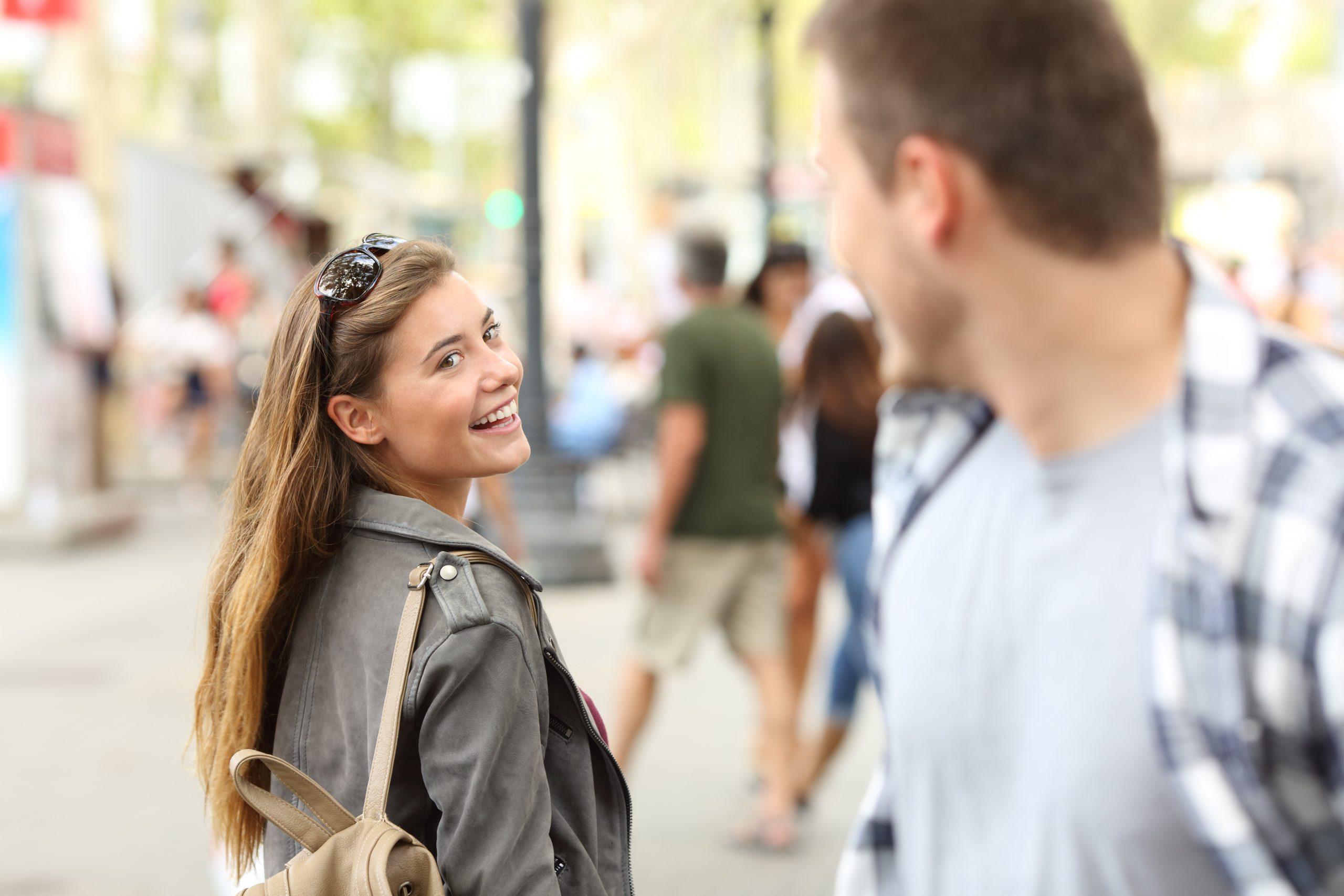 prečo sa muži pozerajú po iných ženách